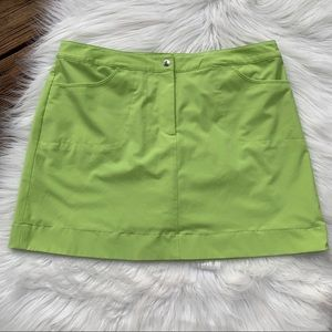 Cutter & Buck NWOT Golf Tennis Skirt Skort Sz 14